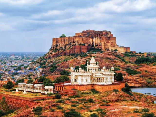 Jodhpur architecture