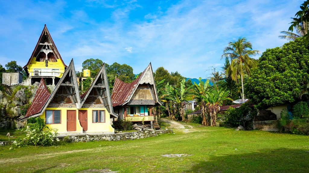 Off beat places in Indonesia