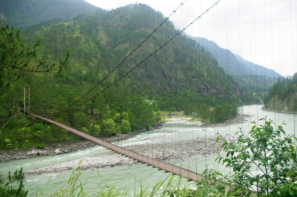 Dong Hanging Bridge