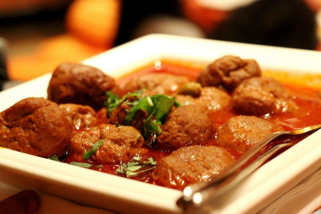 Kashmiri Meat balls