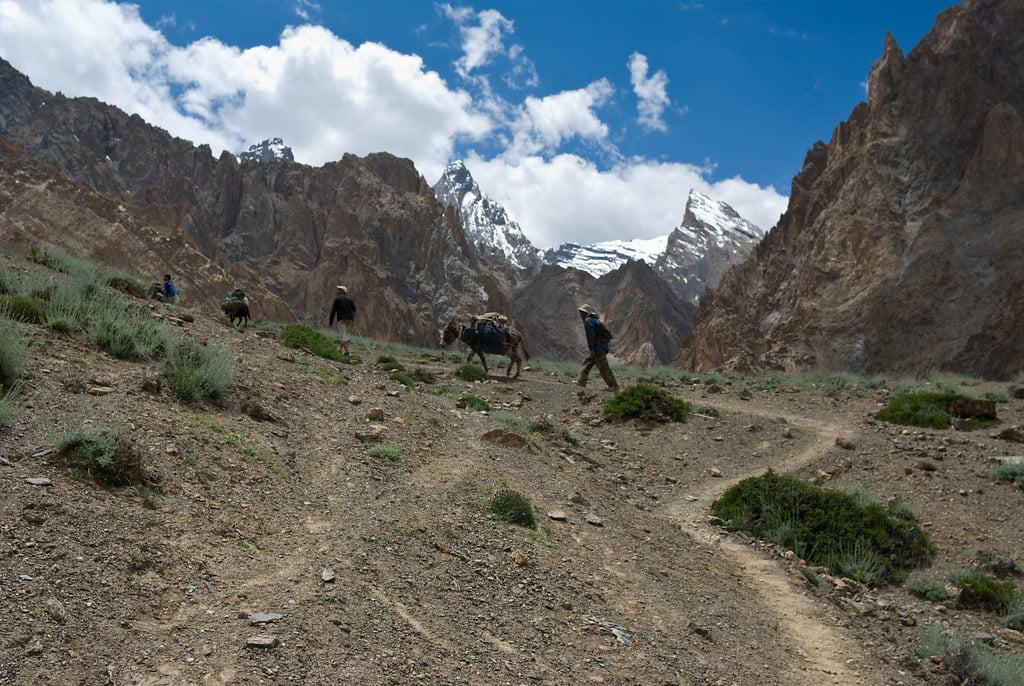 highest mountain passes