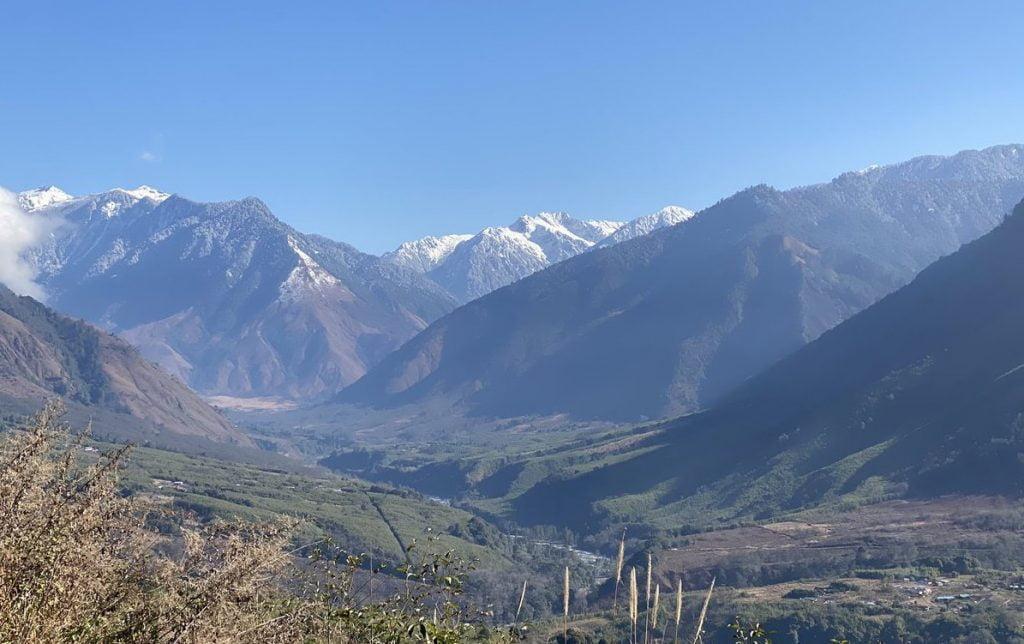 Anini Dibang Valley
