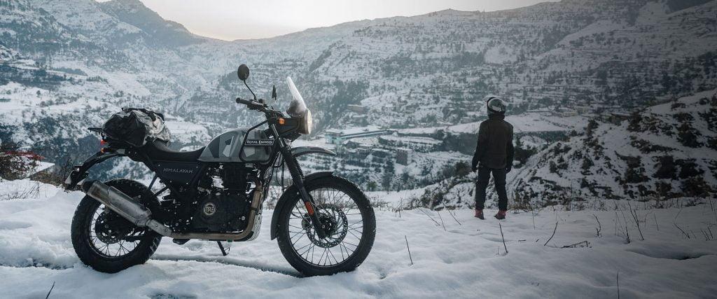 Which bike is best for leh ladakh trip?
